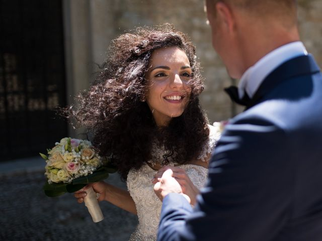 Il matrimonio di Fabio e Carola a Bovino, Foggia 15