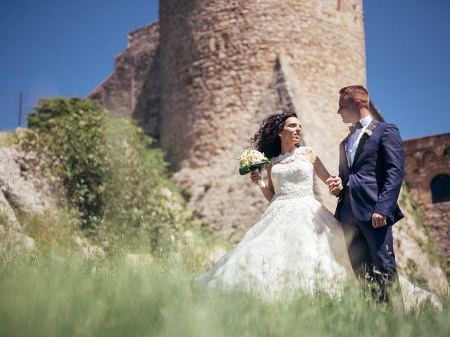 Il matrimonio di Fabio e Carola a Bovino, Foggia 16