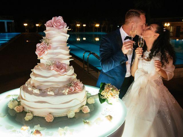 Il matrimonio di Fabio e Carola a Bovino, Foggia 21