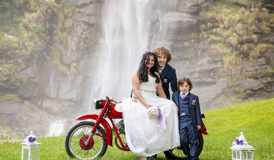 Il matrimonio di Claudia  e Davide a Chiavenna, Sondrio