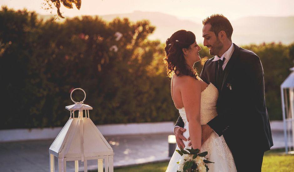 Il matrimonio di Antonio e Concetta a Torre Le Nocelle, Avellino