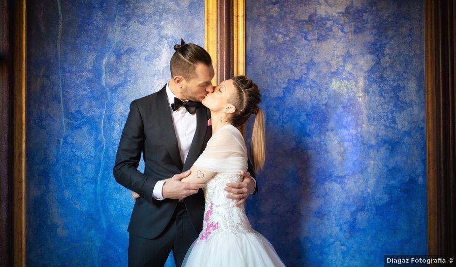 Il matrimonio di Ronnie e Jenny a Cremona, Cremona