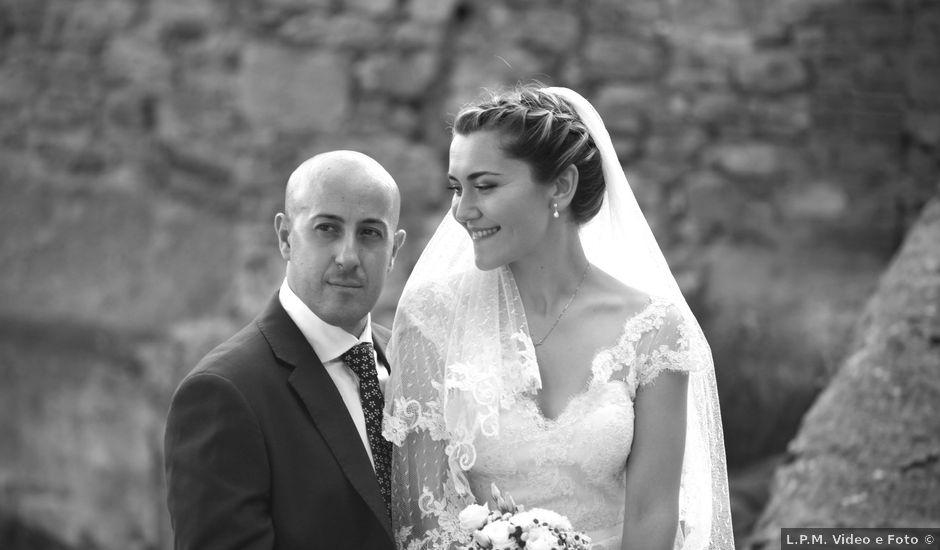 Il matrimonio di Andrea e Chiara a Vicopisano, Pisa
