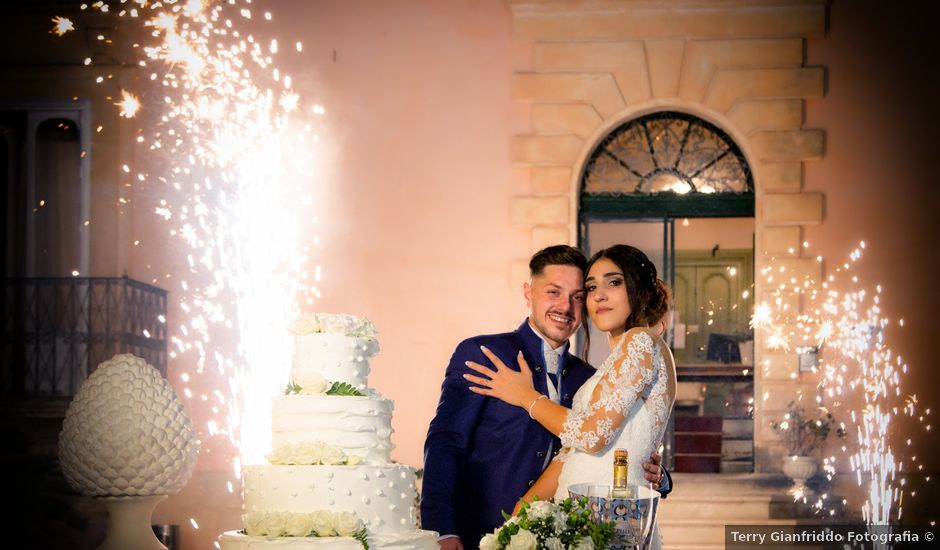 Il matrimonio di Ylenia e Giuseppe a Pachino, Siracusa