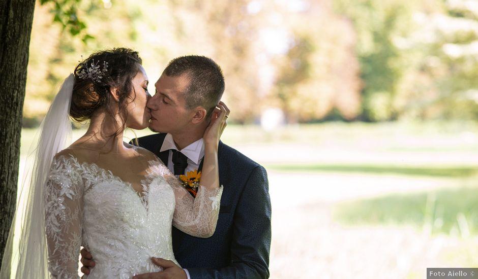 Il matrimonio di Andrea e Valeria a Rho, Milano