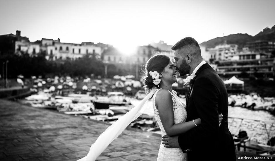 Il matrimonio di Valentina e Alessandro a Acireale, Catania
