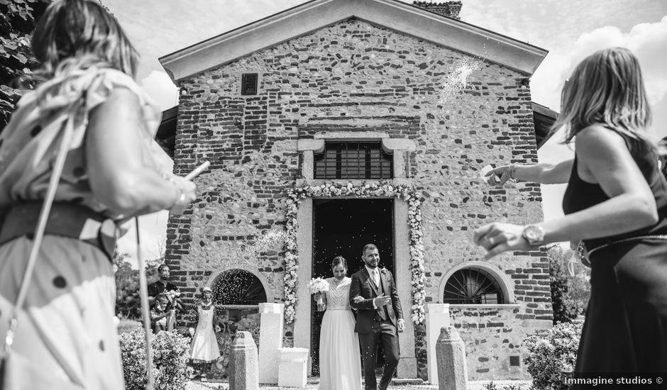 Il matrimonio di Gianfranco e Valentina a Oleggio, Novara