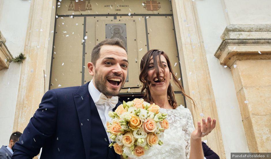 Il matrimonio di Riccardo e Chiara a Lavagno, Verona