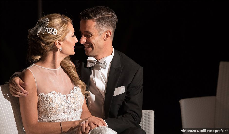 Il matrimonio di Andrea e Gloria a Lamezia Terme, Catanzaro