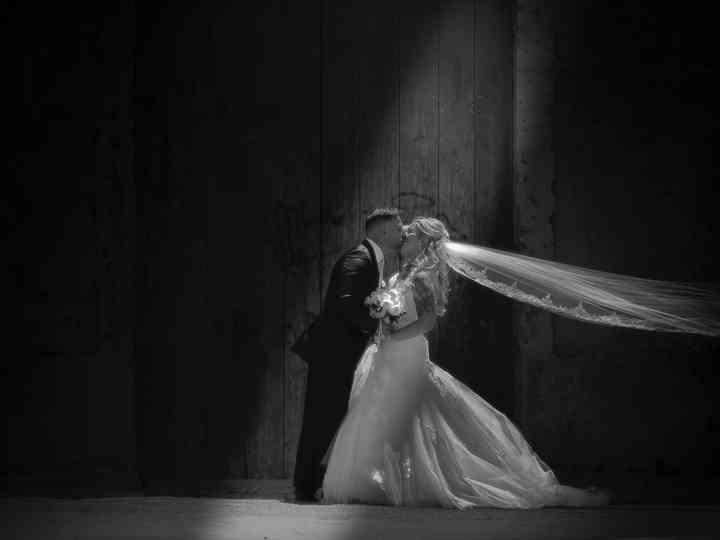 Le nozze di Manuel e Loredana