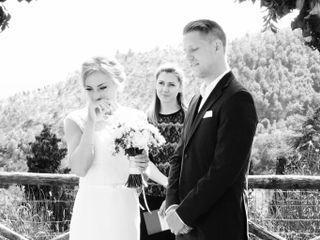 le nozze di Louise e Sebastian 1