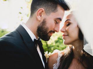 Le nozze di Elena e Diminik