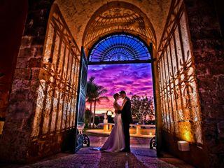 Le nozze di Mino e Maria Rita