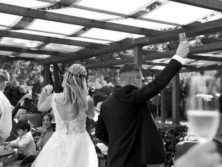 Le nozze di Kendra e Giorgio