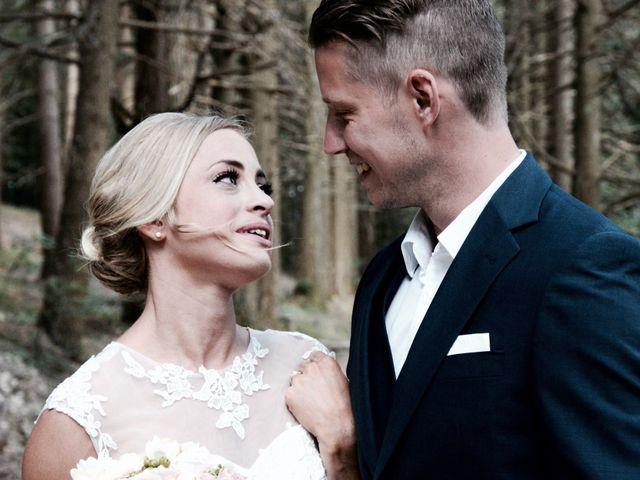 Le nozze di Louise e Sebastian