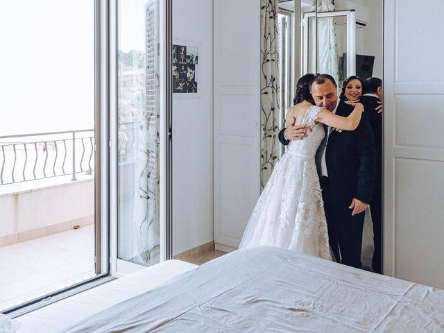Il matrimonio di Daniele e Irene a Sant'Alfio, Catania 24