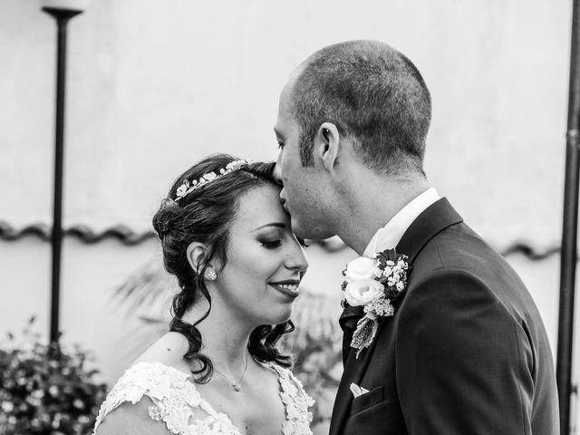 Il matrimonio di Daniele e Irene a Sant'Alfio, Catania 32