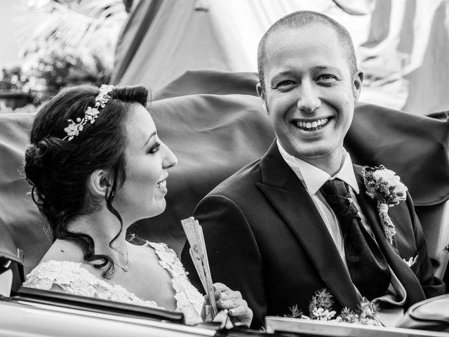 Il matrimonio di Daniele e Irene a Sant'Alfio, Catania 33