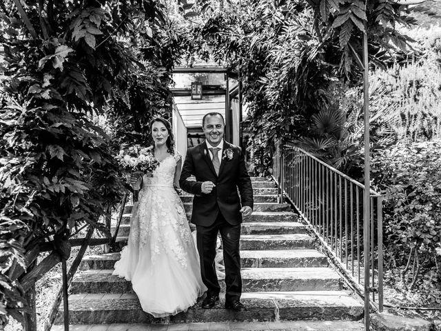 Il matrimonio di Daniele e Irene a Sant'Alfio, Catania 36