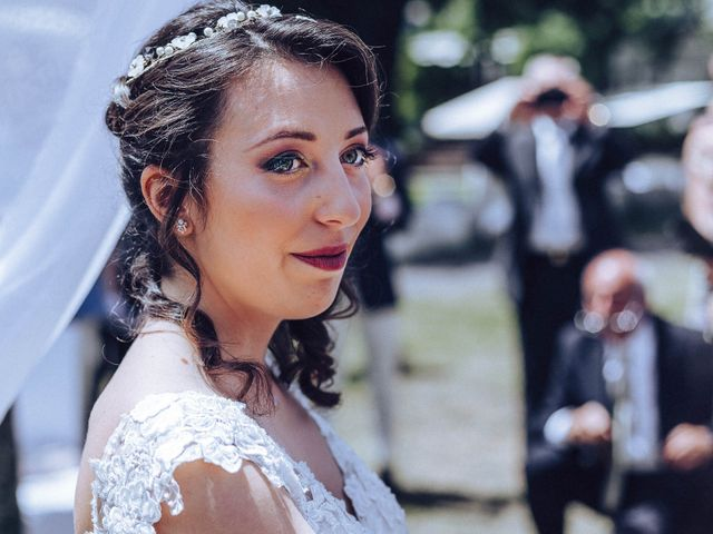 Il matrimonio di Daniele e Irene a Sant'Alfio, Catania 40