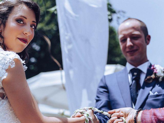 Il matrimonio di Daniele e Irene a Sant'Alfio, Catania 41
