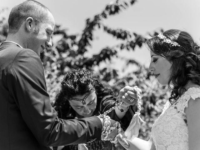 Il matrimonio di Daniele e Irene a Sant'Alfio, Catania 42
