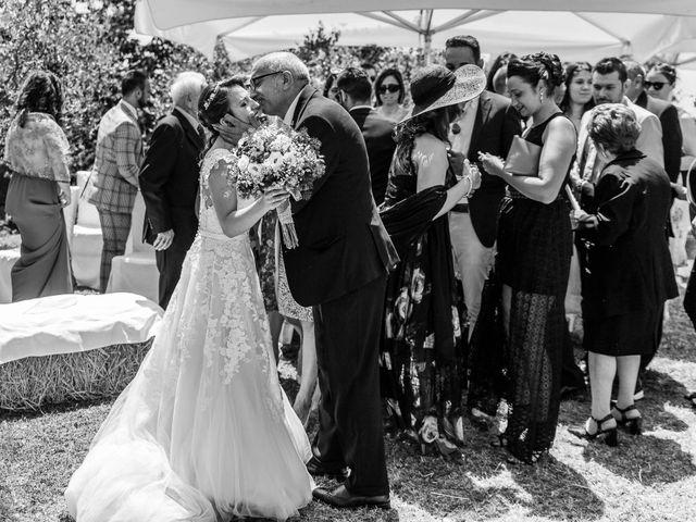 Il matrimonio di Daniele e Irene a Sant'Alfio, Catania 44