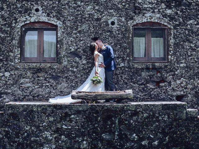 Il matrimonio di Daniele e Irene a Sant'Alfio, Catania 54