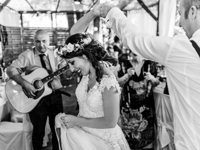 Il matrimonio di Daniele e Irene a Sant'Alfio, Catania 69