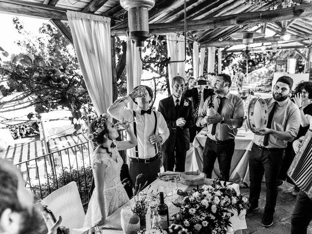 Il matrimonio di Daniele e Irene a Sant'Alfio, Catania 72