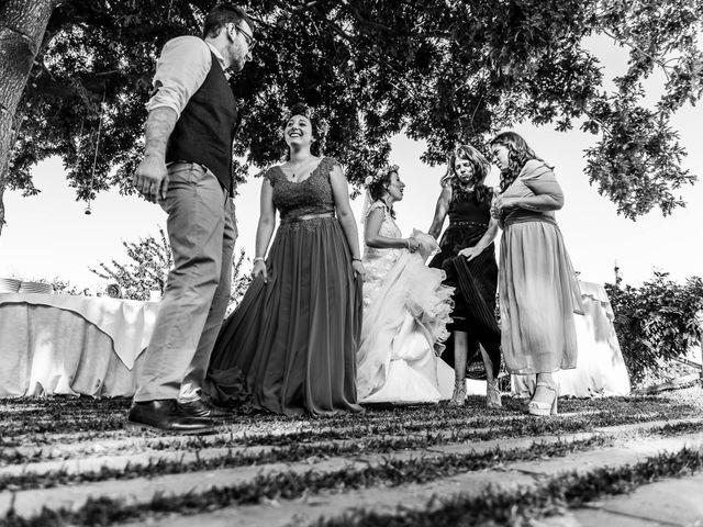 Il matrimonio di Daniele e Irene a Sant'Alfio, Catania 79