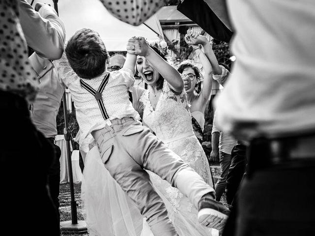 Il matrimonio di Daniele e Irene a Sant'Alfio, Catania 80