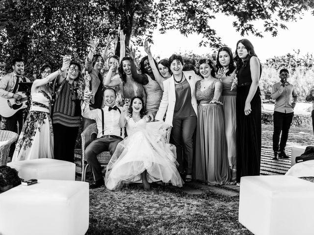 Il matrimonio di Daniele e Irene a Sant'Alfio, Catania 81