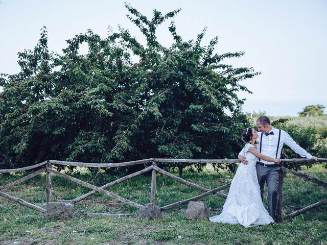 Il matrimonio di Daniele e Irene a Sant'Alfio, Catania 85