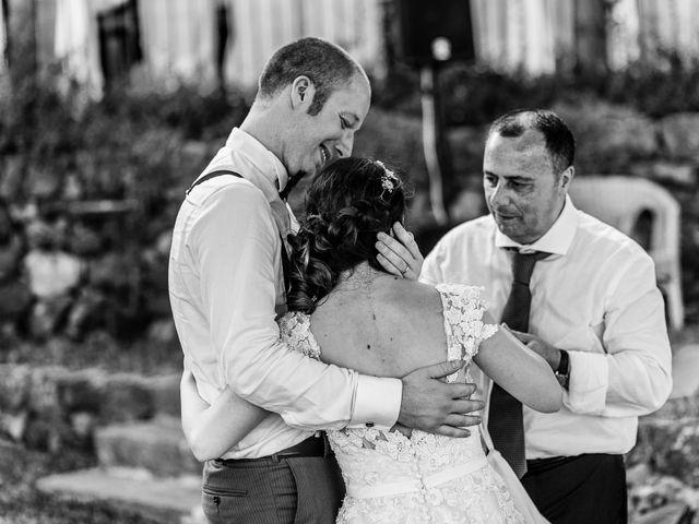 Il matrimonio di Daniele e Irene a Sant'Alfio, Catania 87