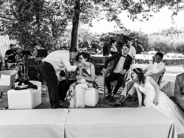 Il matrimonio di Daniele e Irene a Sant'Alfio, Catania 89