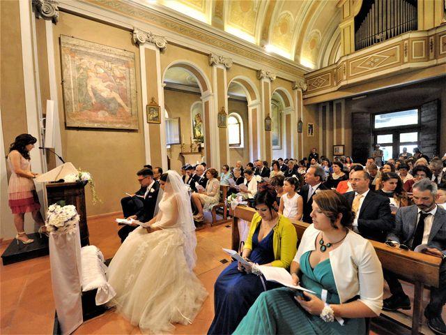 Il matrimonio di Stefano e Serena a Lonate Pozzolo, Varese 9