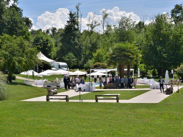 Il matrimonio di Stefano e Serena a Lonate Pozzolo, Varese 20
