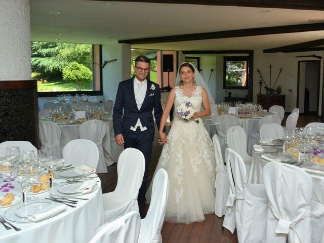 Il matrimonio di Stefano e Serena a Lonate Pozzolo, Varese 21