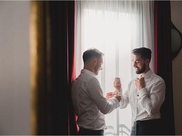 Il matrimonio di Diminik e Elena a Caorle, Venezia 3