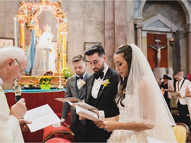 Il matrimonio di Diminik e Elena a Caorle, Venezia 17