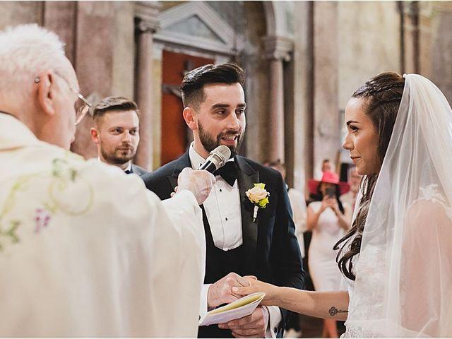 Il matrimonio di Diminik e Elena a Caorle, Venezia 18