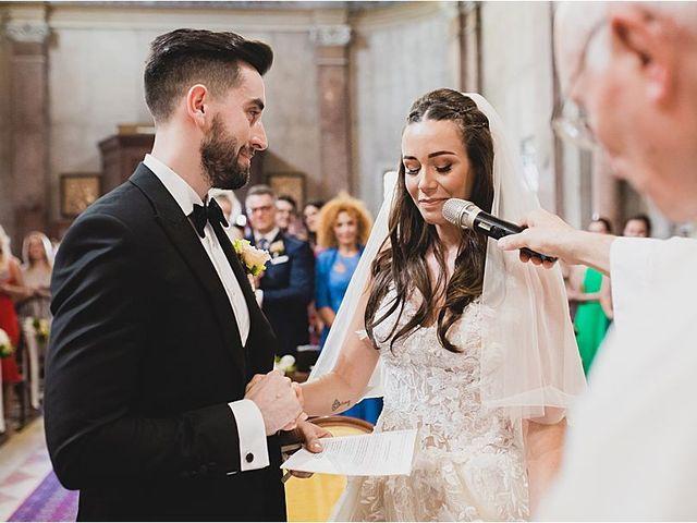 Il matrimonio di Diminik e Elena a Caorle, Venezia 19