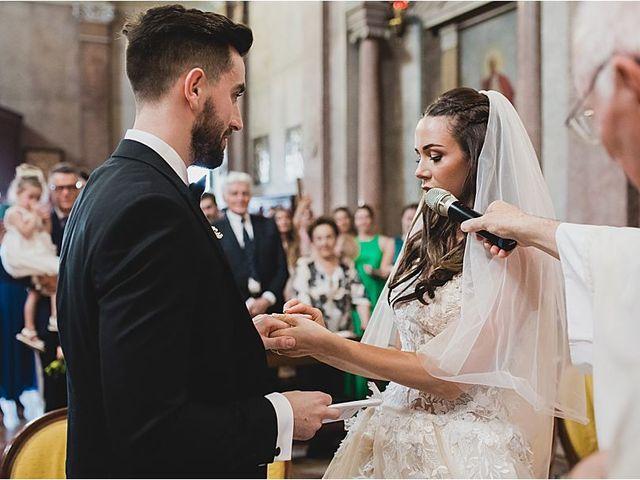 Il matrimonio di Diminik e Elena a Caorle, Venezia 22