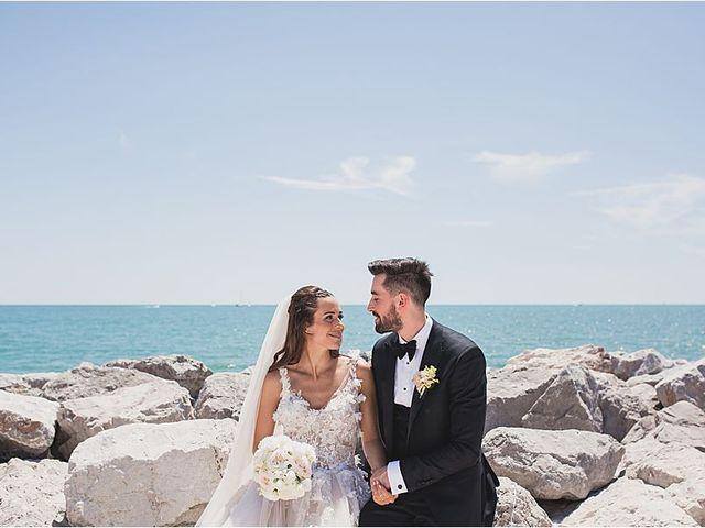Il matrimonio di Diminik e Elena a Caorle, Venezia 25