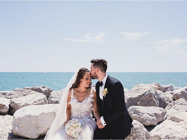 Il matrimonio di Diminik e Elena a Caorle, Venezia 26