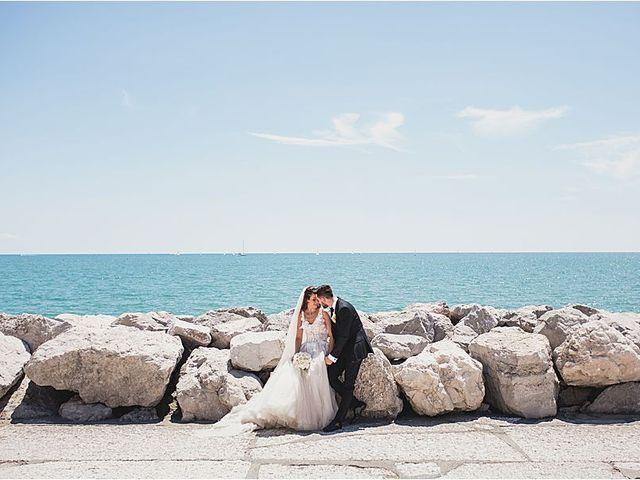 Il matrimonio di Diminik e Elena a Caorle, Venezia 27