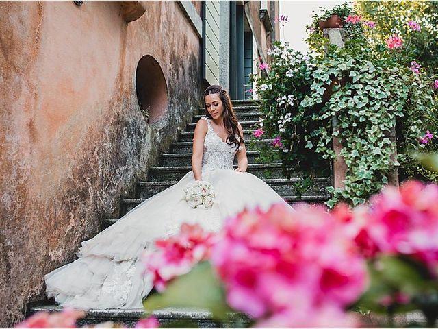 Il matrimonio di Diminik e Elena a Caorle, Venezia 37
