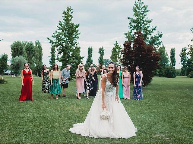 Il matrimonio di Diminik e Elena a Caorle, Venezia 44