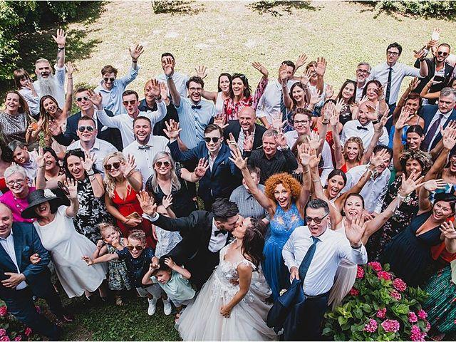 Il matrimonio di Diminik e Elena a Caorle, Venezia 48